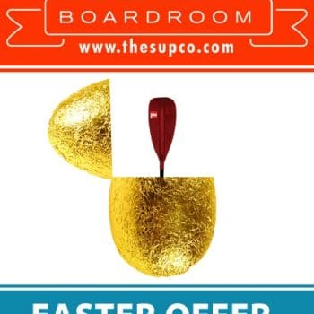 Easter Paddle Offer