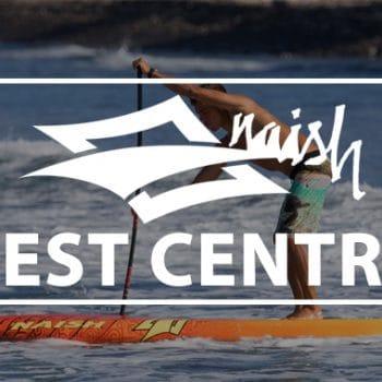 Naish Test Centre
