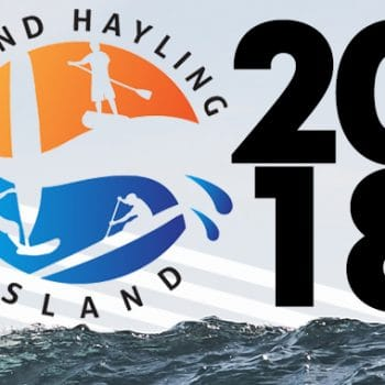SUP Co Round Hayling Challenge 2018