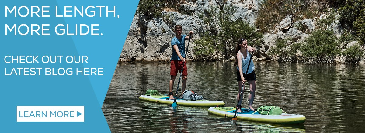 Is it really worth upgrading my Stand Up Paddleboard to one that is longer?