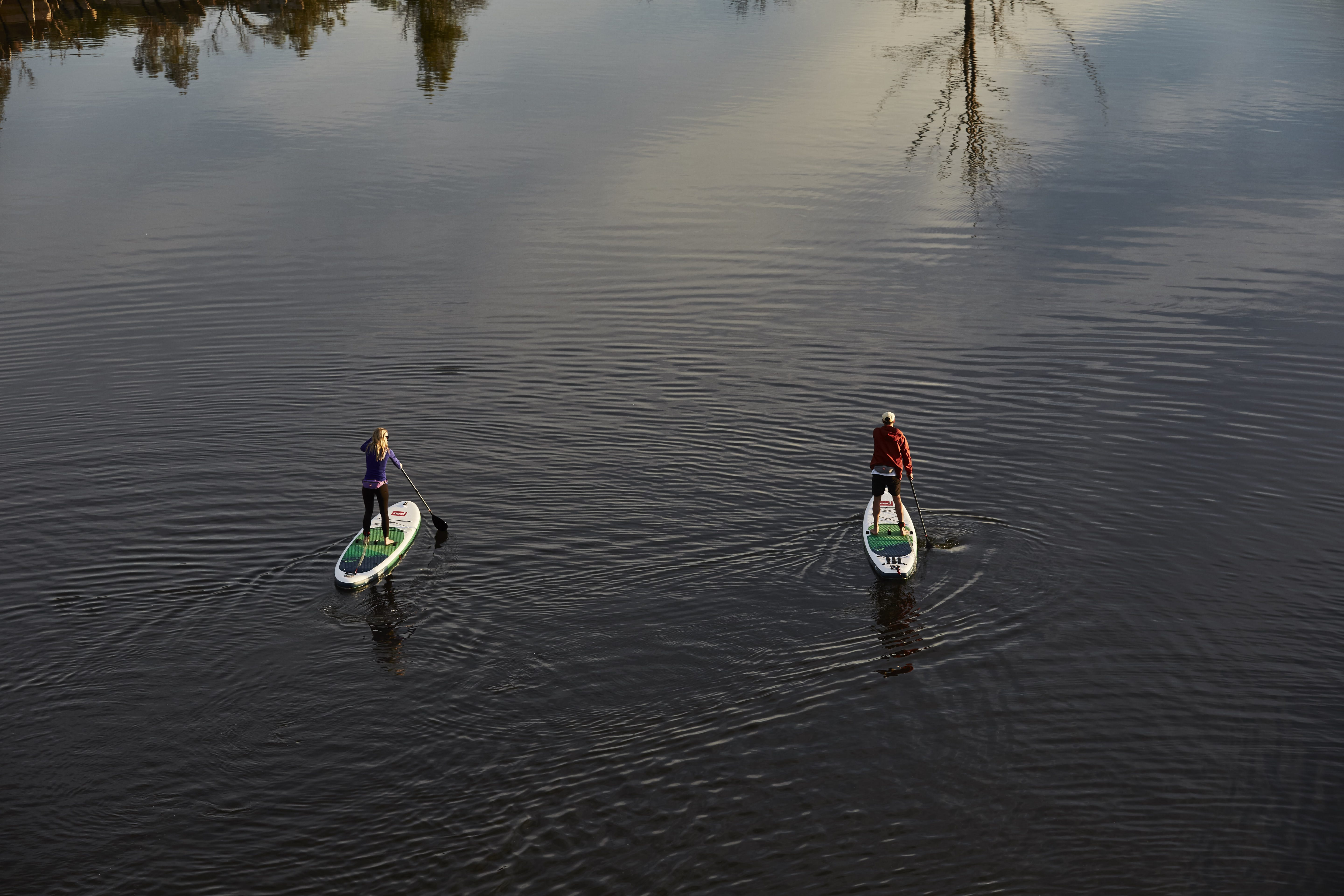 COVID-19 Paddling Tips: Practicing Social Distance on the Water