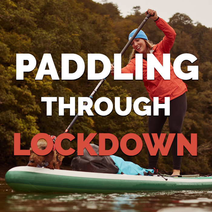Can I paddle under the new Restrictions?