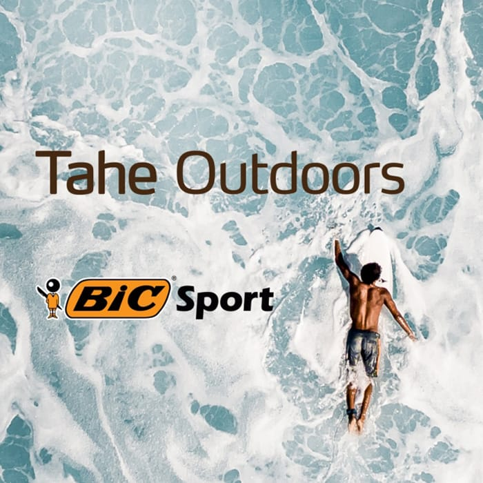 BIC Sport becomes Tahe Outdoors
