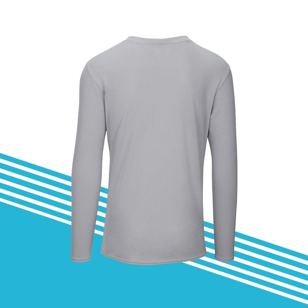 szczegółowe obrazy kupować tanio Los Angeles Inlet Loose Fit Long Sleeve Surf Shirt