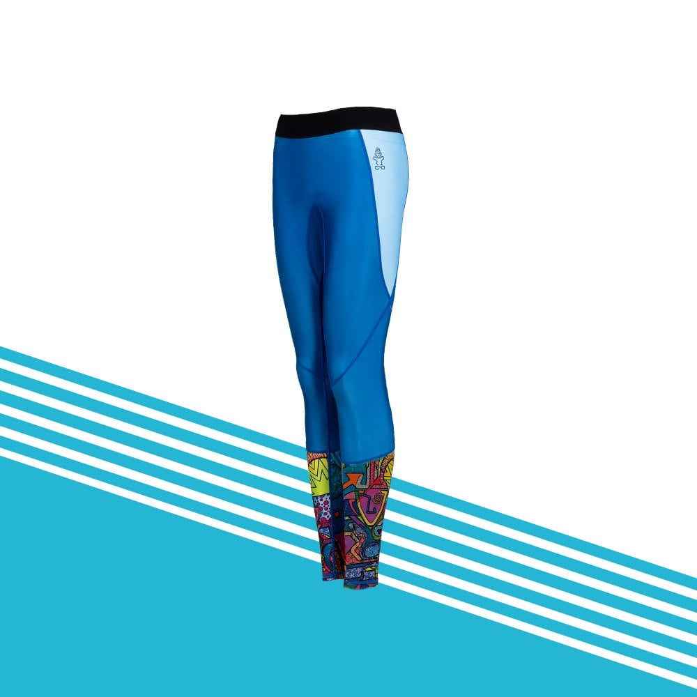 b23c73d05f9395 Starboard Womens Race Tights - SUP Wear from The SUP Company UK